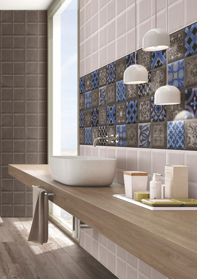 Bathroom & Kitchen Designer Digital Wall Tiles Manufacturer